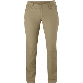 FjällRäven Abisko Stretch Trousers W Damen Trekking Hose sand im ARTS-Outdoors Fjällräven-Online-Shop günstig bestellen