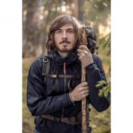 FjällRäven Keb Eco-Shell Jacket Herren Trekking Jacke dark navy hier im Fjällräven-Shop günstig online bestellen