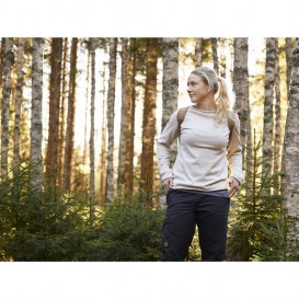FjällRäven Övik Sweater W. Damen Outdoor Sweater coral im ARTS-Outdoors Fjällräven-Online-Shop günstig bestellen