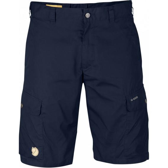 FjällRäven Ruaha Shorts Herren Travel Shorts dark navy hier im Fjällräven-Shop günstig online bestellen
