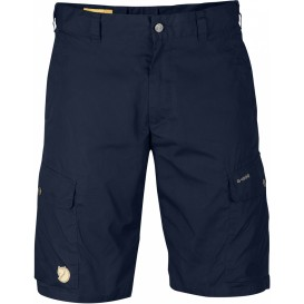 FjällRäven Ruaha Shorts Herren Travel Shorts dark navy