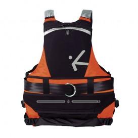 Hiko Salty Dog Wildwasser Schwimmweste Paddelweste fluo orange im ARTS-Outdoors Hiko-Online-Shop günstig bestellen