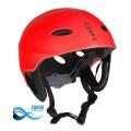 Hiko Buckaroo Junior Kajakhelm Wassersport Helm rot