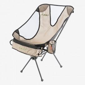 Leki Chiller faltbarer Campingstuhl Regiestuhl Groß sand-olive im ARTS-Outdoors Leki-Online-Shop günstig bestellen