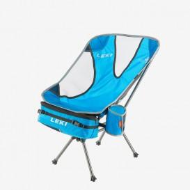 Leki Sub 1 faltbarer Campingstuhl Regiestuhl Klein blau-schwarz im ARTS-Outdoors Leki-Online-Shop günstig bestellen