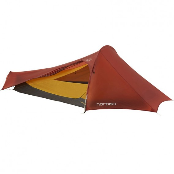 Nordisk Lofoten ULW Tent 2 Personen Zelt burnt red hier im Nordisk-Shop günstig online bestellen