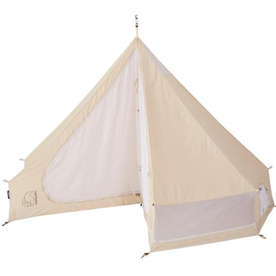 Nordisk Asgard 7.1 Basic Cabin Technical Cotton Zelt Innenkabine hier im Nordisk-Shop günstig online bestellen