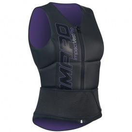 Camaro Impact Vest Pro Damen Prallschutzweste Wendeweste lila-schwarz im ARTS-Outdoors Camaro-Online-Shop günstig bestellen