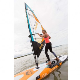 Aqua Marina Blade Windsurf Inflatable Stand Up Paddle Board aufblasbares SUP im ARTS-Outdoors Aqua Marina-Online-Shop günstig be
