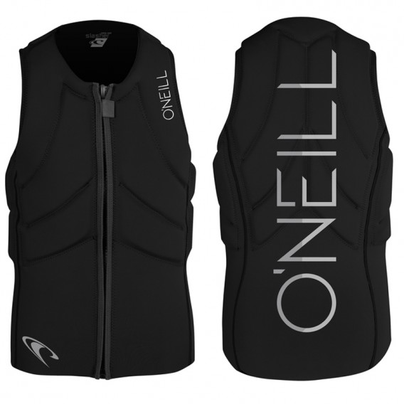 ONeill Slasher Kite Vest Herren Neopren Prallschutz Weste Black hier im ONeill-Shop günstig online bestellen