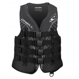 ONeill Superlite 50N CE Vest Herren Schwimmweste Black-Smoke White im ARTS-Outdoors ONeill-Online-Shop günstig bestellen