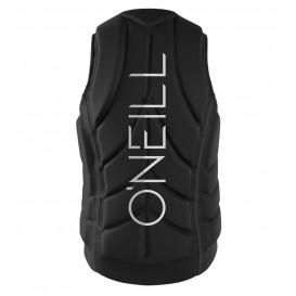 ONeill Slasher Comp Vest Herren Neopren Prallschutz Weste Black hier im ONeill-Shop günstig online bestellen