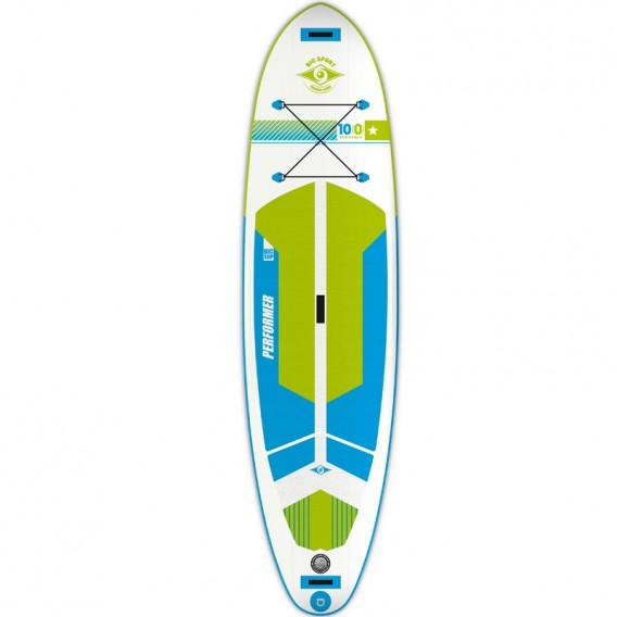 BIC 10.0 Air SUP Performer auflbasbares Stand Up Paddle Board im ARTS-Outdoors BIC SPORT-Online-Shop günstig bestellen
