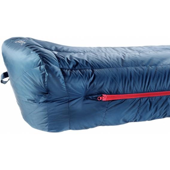 Deuter Astro Pro 800 L Zip Left Mumien Daunenschlafsack Extra Lang midnight hier im Deuter-Shop günstig online bestellen