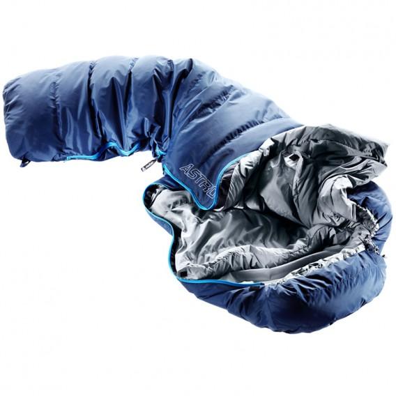 Deuter Astro 400 Mumien Daunenschlafsack midnight hier im Deuter-Shop günstig online bestellen