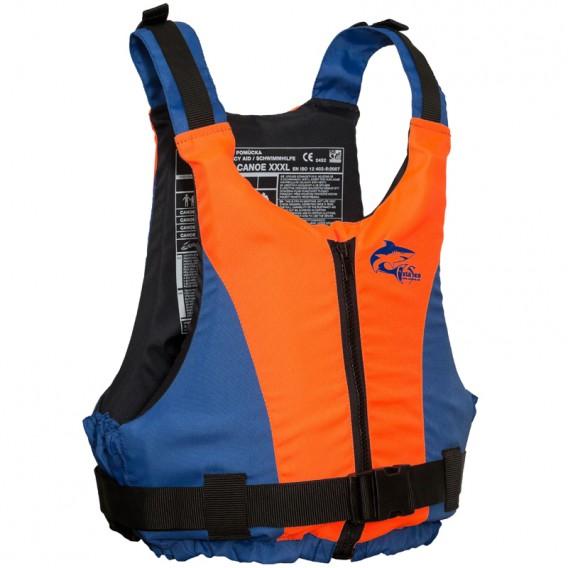 ExtaSea Kajakweste Schwimmweste orange-blau hier im ExtaSea-Shop günstig online bestellen