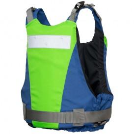 ExtaSea Kajakweste Schwimmweste lime-blau hier im ExtaSea-Shop günstig online bestellen