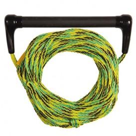 Jobe Ski Combo Transfer Leine für Wasserski Seil green
