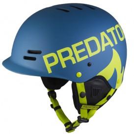 Predator Wassersport Kajak Wakeboard Helm blau-matte
