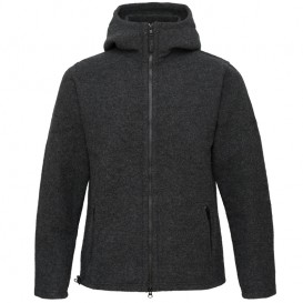 Mufflon Joe Herren Merino Jacke anthrazit im ARTS-Outdoors Mufflon-Online-Shop günstig bestellen