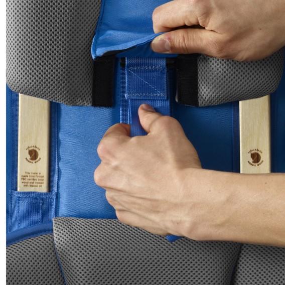 FjällRäven Kajka 55 Damen Trekking Rucksack UN Blue hier im Fjällräven-Shop günstig online bestellen