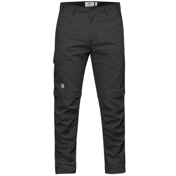 FjällRäven Karl Pro Zip-Off Trousers Herren Outdoorhose Dark Grey hier im Fjällräven-Shop günstig online bestellen
