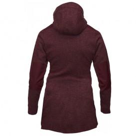 FjällRäven Övik Wool Jacket Damen Fleecejacke Dark Garnet im ARTS-Outdoors Fjällräven-Online-Shop günstig bestellen