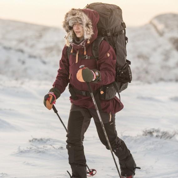 FjällRäven Singi Down Jacket Damen Winterjacke Black hier im Fjällräven-Shop günstig online bestellen