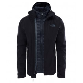 The North Face Thermoball Triclimate Jacket Herren Doppeljacke Black im ARTS-Outdoors The North Face-Online-Shop günstig bestell