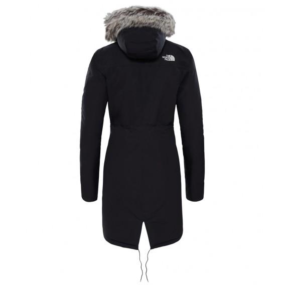 The North Face Zaneck Jacket Damen Wintermantel Parka Black-Vintage White hier im The North Face-Shop günstig online bestellen