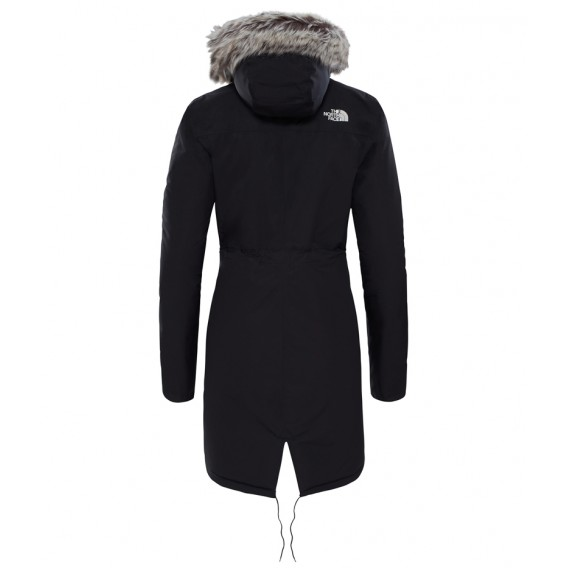 The North Face Zaneck Jacket Damen Wintermantel Parka Black-Vintage White im ARTS-Outdoors The North Face-Online-Shop günstig be