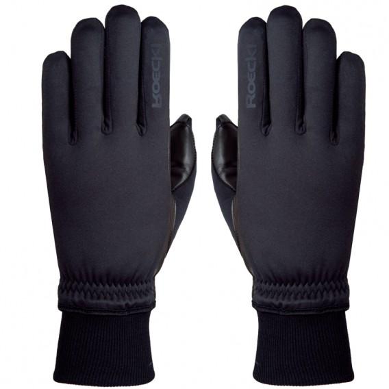 Roeckl Kolon Multisport Windstopper Handschuhe schwarz hier im Roeckl-Shop günstig online bestellen