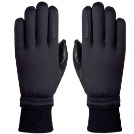 Roeckl Kolon Multisport Windstopper Handschuhe schwarz im ARTS-Outdoors Roeckl-Online-Shop günstig bestellen