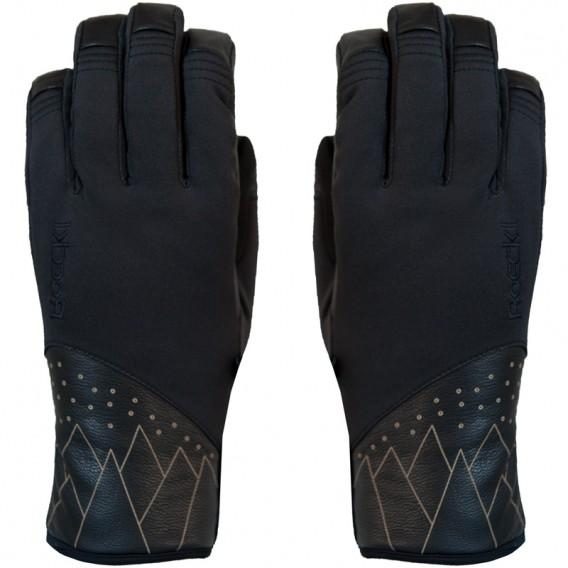 roeckl canaan damen handschuhe schwarz im arts outdoors handschuhe shop g nstig kaufen. Black Bedroom Furniture Sets. Home Design Ideas