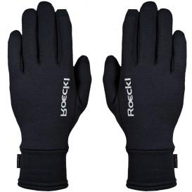 Roeckl Kailash Polartec Handschuhe schwarz