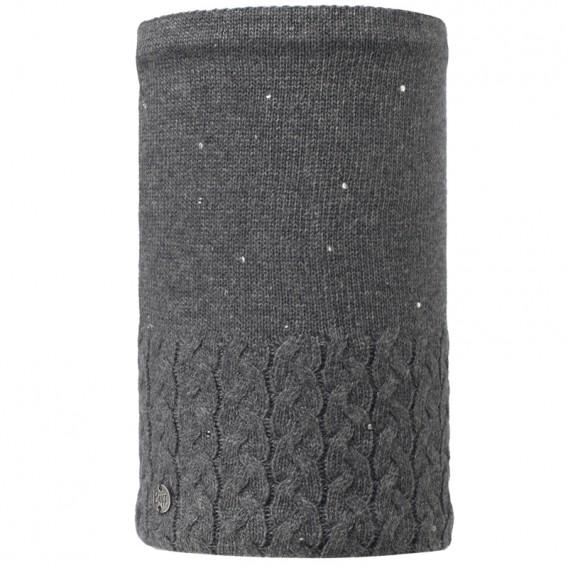 Buff Knitted Polar Neckwarmer Kopftuch Halstuch Stirnband elie grey hier im Buff-Shop günstig online bestellen