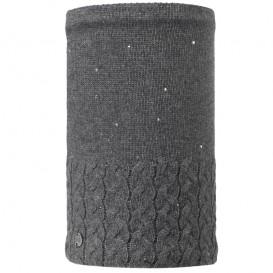 Buff Knitted Polar Neckwarmer Kopftuch Halstuch Stirnband elie grey