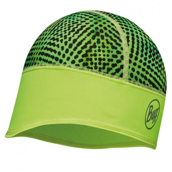 Buff Tech Fleece Hat Fleecemütze xyster yellow fluor hier im Buff-Shop günstig online bestellen