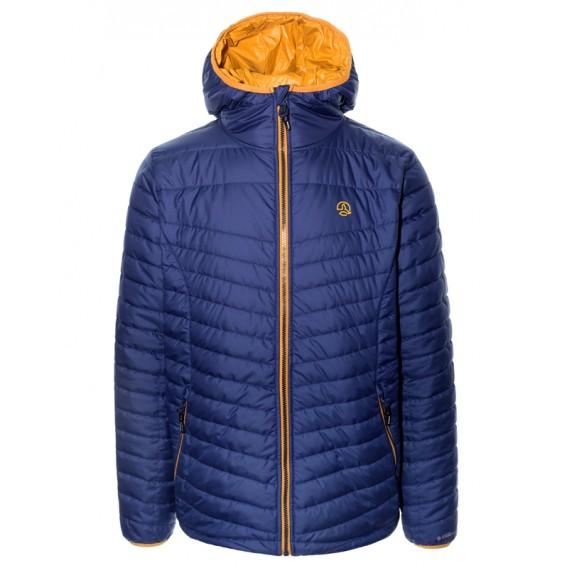 Ternua Chaqutea Zixon Thermo Hoody Jacket Herren Winterjacke vibrant marine hier im Ternua-Shop günstig online bestellen