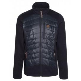 Ternua Chaqueta Likon Hybrid Jacket Herren Hybridjacke black-grey