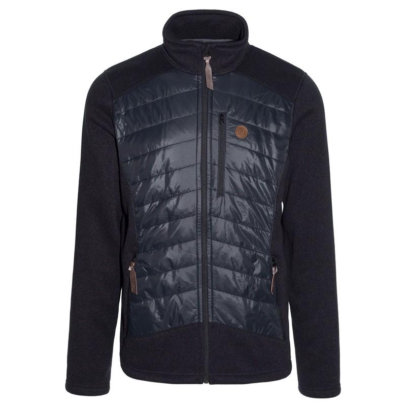 Chaqueta Jacket Hybridjacke Hybrid grey black Herren Likon Ternua qpSVMUz