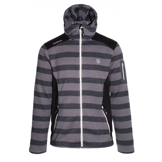 ternua chaqueta the river hoody jacket herren fleecejacke. Black Bedroom Furniture Sets. Home Design Ideas