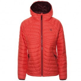 Ternua Chaqueta Zinka Thermo Jacket Damen Winterjacke light magma im ARTS-Outdoors Ternua-Online-Shop günstig bestellen