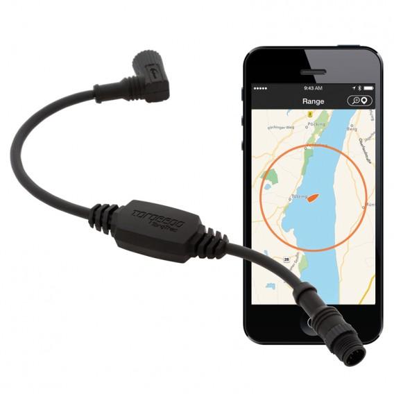 Torqeedo Torq Trac Motor App Übertragungsmodul für Smartphones hier im Torqeedo-Shop günstig online bestellen