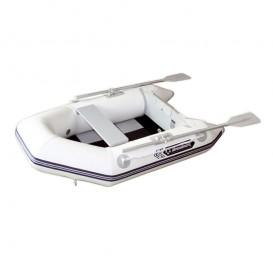 Allroundmarin Jolly 260 Luftboot Motorboot Freizeitboot grau hier im Allroundmarin-Shop günstig online bestellen