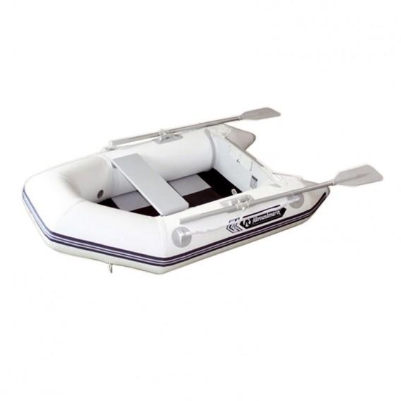 Allroundmarin Jolly 220 Luftboot Motorboot Freizeitboot grau hier im Allroundmarin-Shop günstig online bestellen
