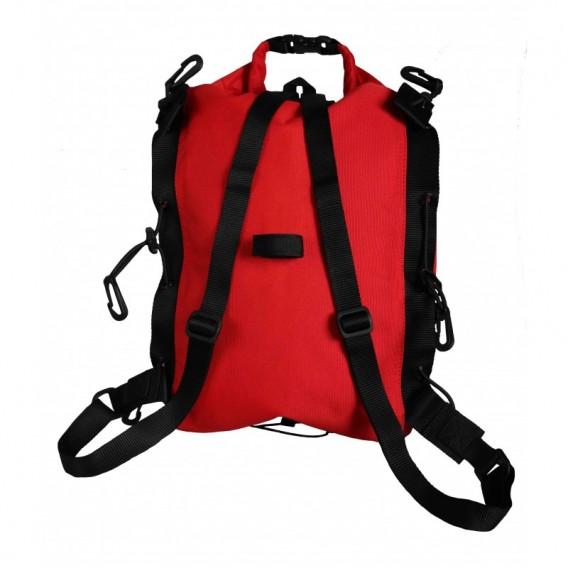Hiko Hull Bag Rolly Decktasche Kajak Tasche rot hier im Hiko-Shop günstig online bestellen