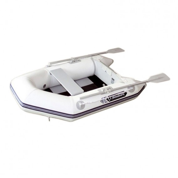 Allroundmarin Jolly 200 Luftboot Motorboot Freizeitboot grau im ARTS-Outdoors Allroundmarin-Online-Shop günstig bestellen