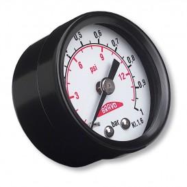 Bravo SP 98 Manometer für 7 M und 8 M 0,5 bar