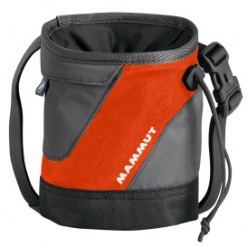 Mammut Ophir Chalk Bag Beutel für Kletterkreide dark orange-titanium